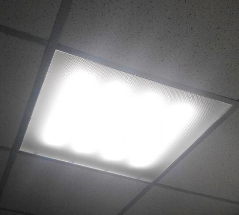 Потолочный светодиодный светильник Z-LED армстронг 70Вт VS-70