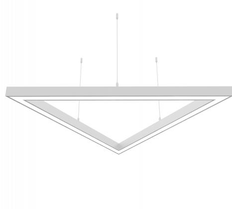 Светодиодный светильник  Z-LED 90Вт Треугольник (3x680) LSNTri-90