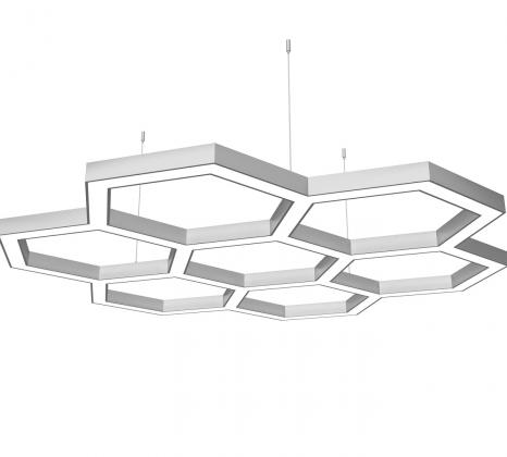 Светодиодный светильник Z-LED Сота