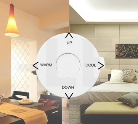 Пульт дистанционного управления кнопочный Z-LED MILIGHT