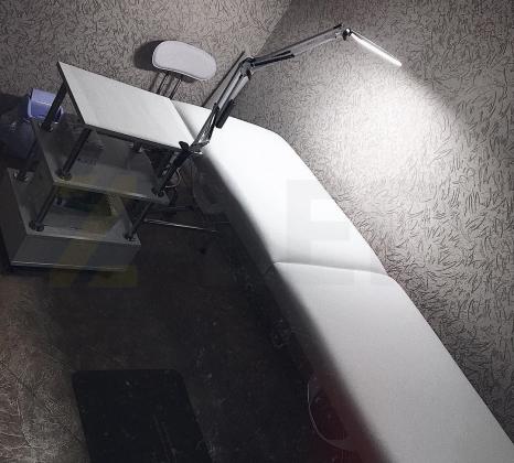 Настольная светодиодная LED лампа с сенсорным управлением Z-LED 15Вт Черная
