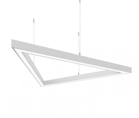 Светодиодный светильник  Z-LED 120Вт Треугольник (3x880) LSNTri-120
