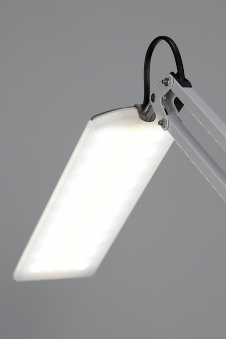 Настольная светодиодная LED лампа с сенсорным управлением Z-LED 15Вт Красная
