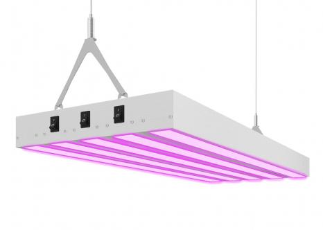 Подвесной светодиодный фитосветильник Z-LED 100ВТ (400x240x43) LFS-100