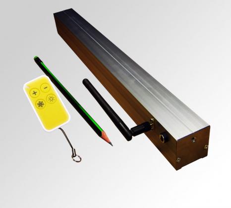 Многофункциональный аквариумный светодиодный светильник Z-LED ALS-30
