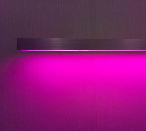 Подвесной светодиодный фито-светильник Z-LED 50Вт (980x42x43) LFS-50